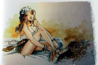 Artbook Belles et Bêtes: des pinups sexy