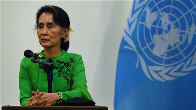 Petition urges stripping Aung Suu Kyi's of Nobel Peace Prize over crimes against Rohingyas