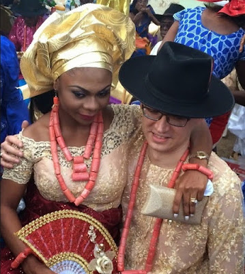 Image result for karen igho and husband