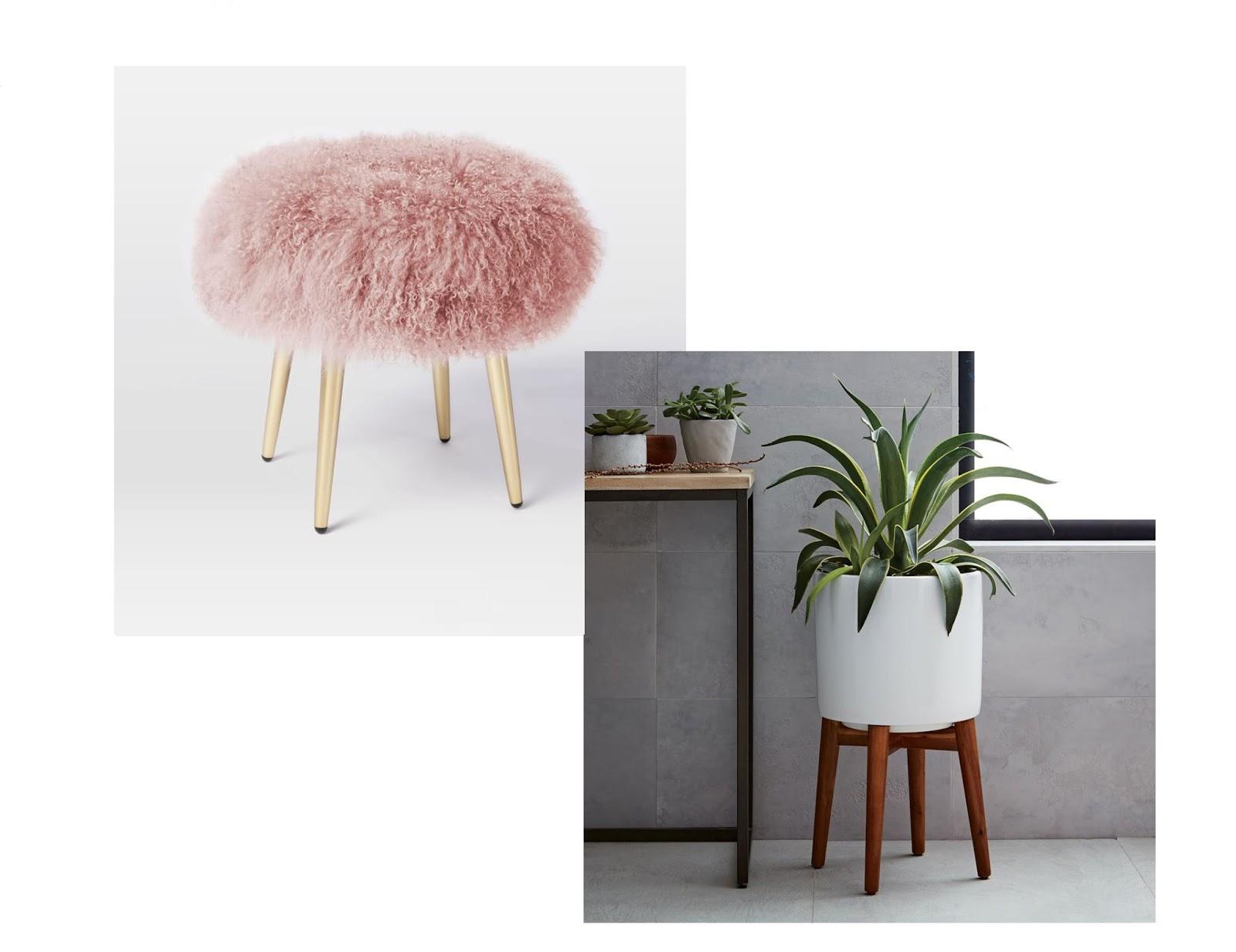 our dream west elm living room