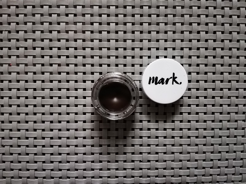 Avon Mark Perfect Brow odcień Deep Brown