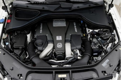 GL-Class models with a 7-speed automatic transmission