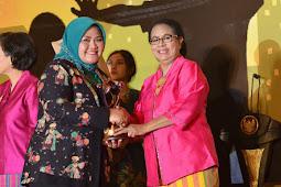 Pemkab Bekasi Raih Predikat Kabupaten Layak Anak 2018