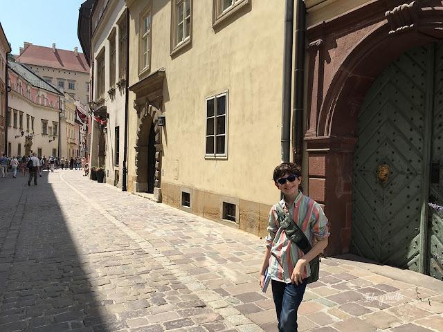 Lugares sorprendentes 2016 Cracovia bis