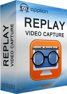 Applian Replay Video Capture 8.8.1 [Full Crack] โปรแกรมจัดเก็บบันทึกไฟล์วีดีโอที่คุณประทับใจ