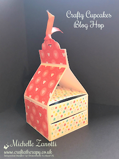 stampin' up! UK matchbox bubble and fizz dsp designer series paper scalloped tag topper simply scored scoring tool bags