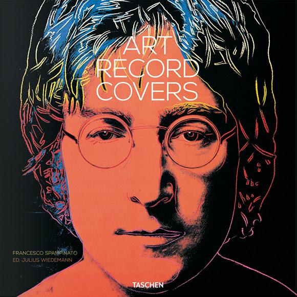 Anthologie de 500 pochettes de disque dans <i>Art Record Covers</i>