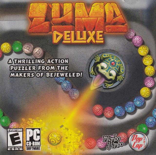 ZUMA DELUXE Cover Photo
