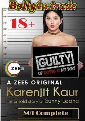 Karenjit Kaur The Untold Story of Sunny Leone S01E03 HDRip 450MB Hindi 720p