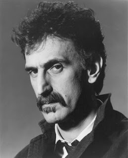 Frank Zappa photo by Greg Gorman, courtesy Universal Music