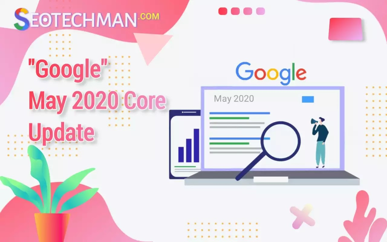 Google Core Update - May 2020
