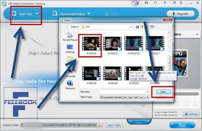 cara membuat video flashdisk untuk DVD player