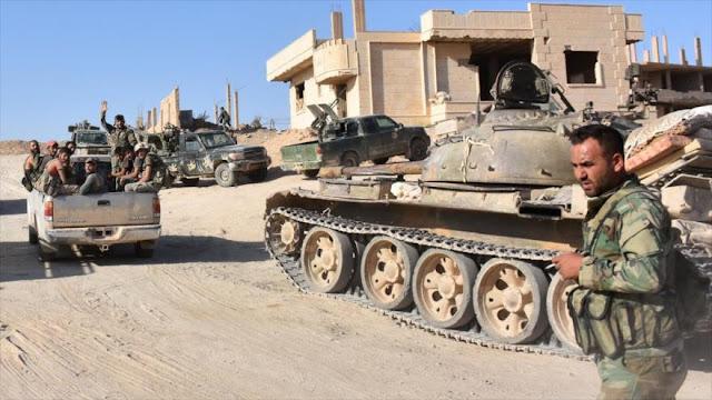 Siria bloquea acceso de aliados de EEUU a campos petrolíferos