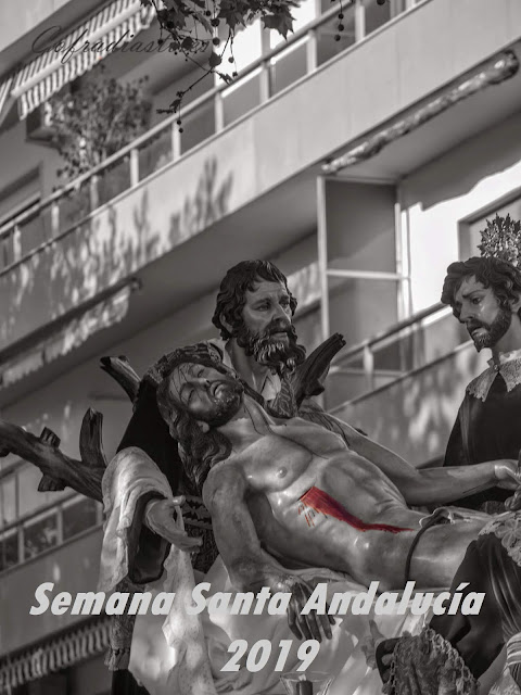 Cartel de la Semana Santa de Andalucía 2019 de CofradiasTv
