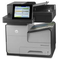 HP OfficeJet Color MFP X585dn Télécharger Pilote