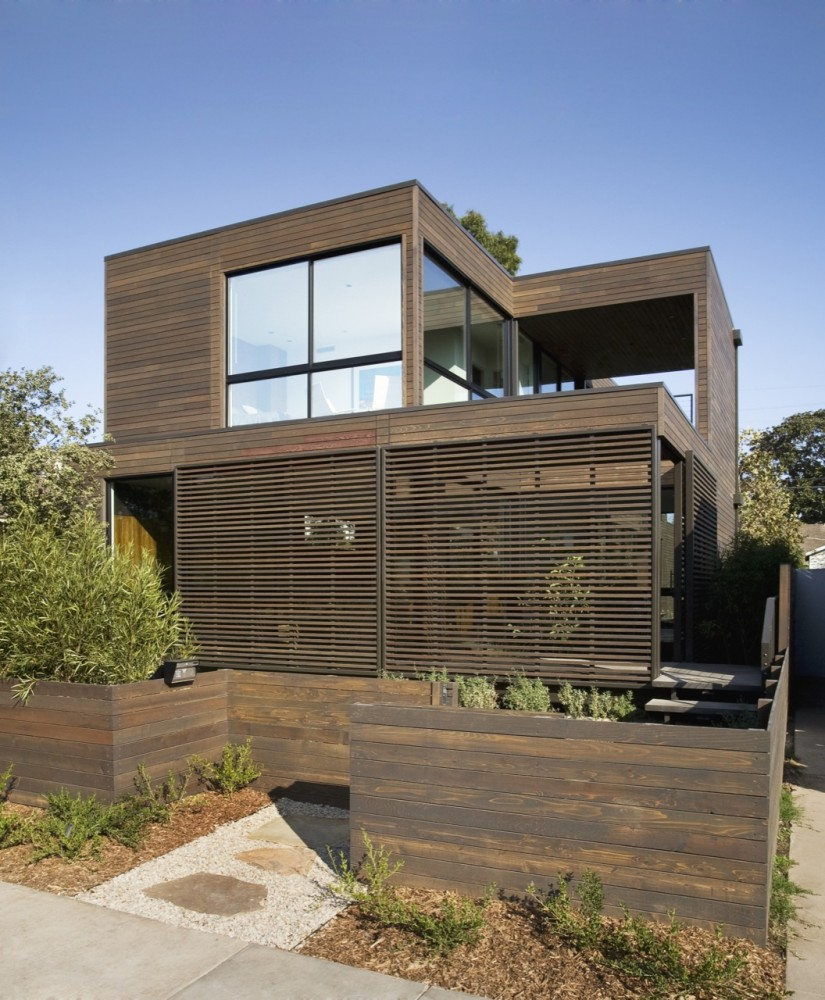 3 Bedroom Modern Prefab Home In Venice, Los Angeles