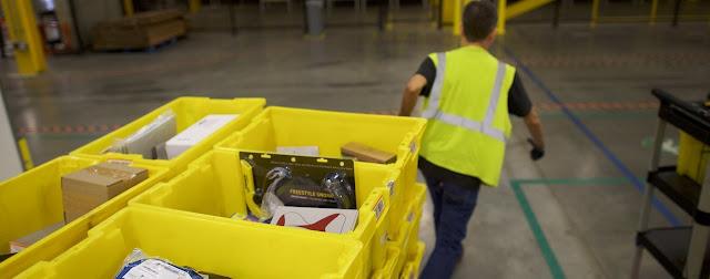 Amazon veut étendre sa domination sur le e-commerce