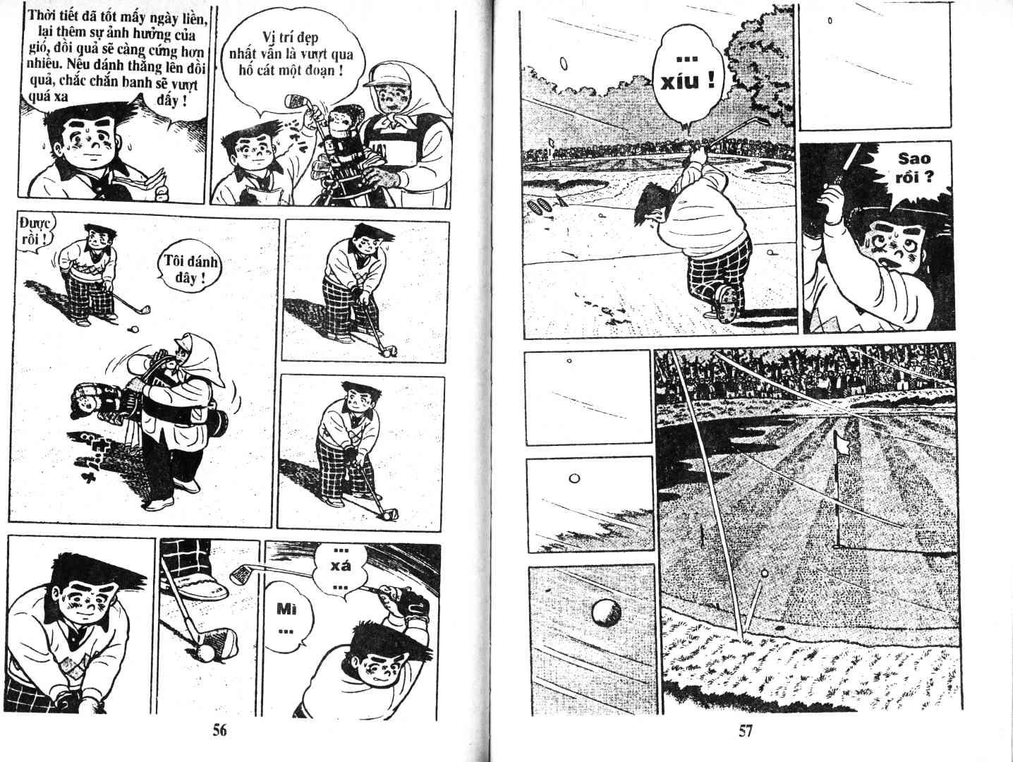 Ashita Tenki ni Naare chapter 46 trang 28