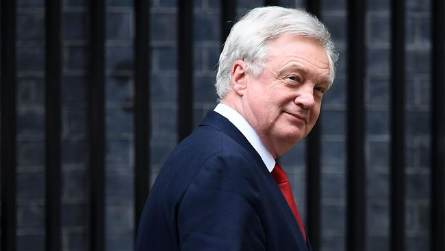 'There should be no doubt' that Britain will leave European Union: UK Brexit Minister David Davis