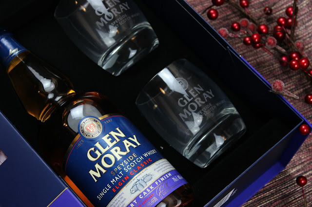 A review of Glen Moray Classic Glass Set