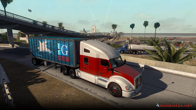American Truck Simulator Gameplay Screenshot 3