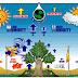 Proses Tanaman Mendapatkan Energi Radiasi Matahari