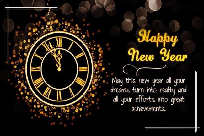 Happy New Year 2017 Wishes in Kashmiri