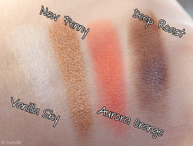coastal scents hot pot swatches
