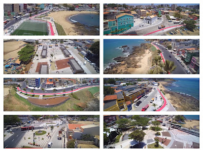 Curta os rápidos passeios aéreo e terrestre pelo Rio Vermelho 2016.