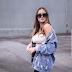 Jaqueta Jeans Diva: Você já viu a jaqueta jeans sair alguma vez do circuito fashion? Não!! E nós amamos!