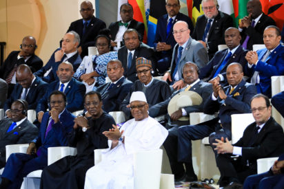 Gambian crisis takes centre stage at Mali summit