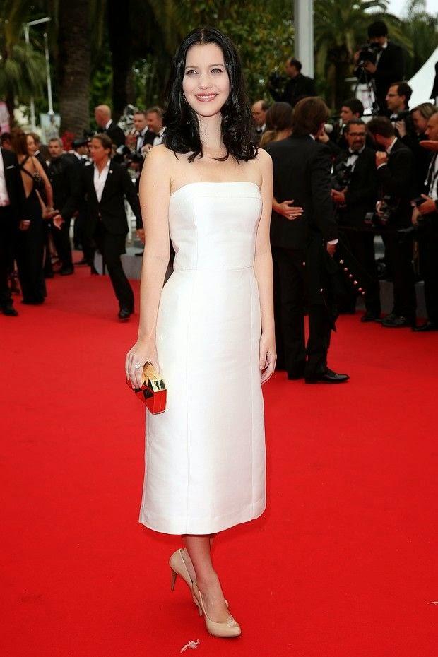 Nathalia Dill no Festival de Cannes
