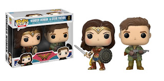 Funko Pop! 2-Pack Wonder Woman y Steve Trevor