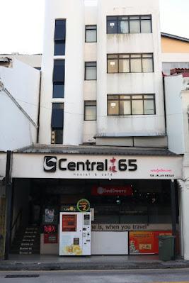 Central 65 Hostel Singapura