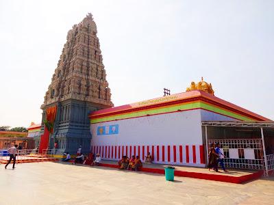 Prati Tirupati Balaji Ketkawale temple