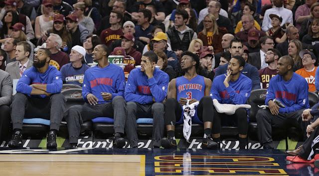 Le Banc des Pistons | PistonsFr, actualité des Detroit Pistons en France