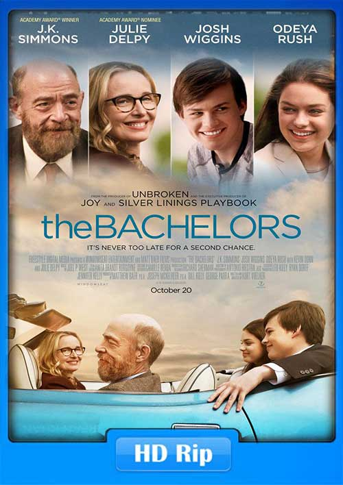 The Bachelors 2017 720p WEB-DL 800MB Poster