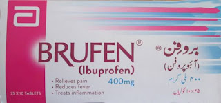 Brufen 400mg tablet