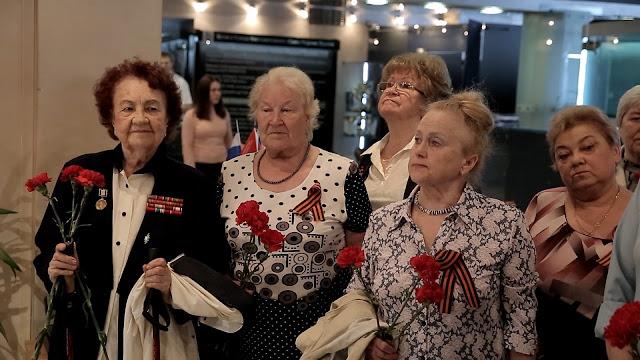 Кинокомпания «Союз Маринс Групп» поздравила ветеранов ВОВ с Днем Победы