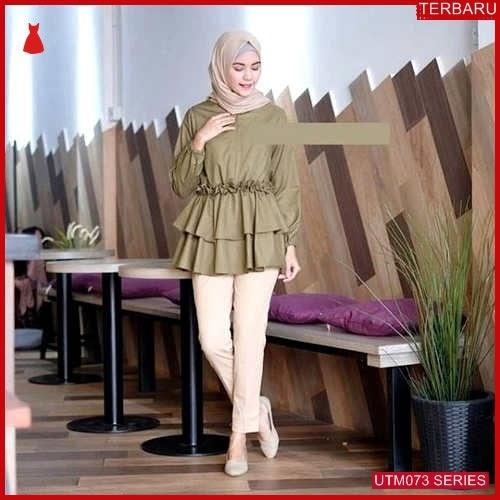 UTM073T77 Baju Tazana Muslim Atasan UTM073T77 049 | Terbaru BMGShop