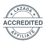 Lazada Affilate Badge