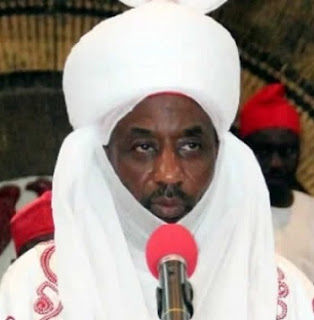 You'll End Up Like Jonathan If You Continue This Way - Emir Of Kano, Sanusi Blasts Buhari
