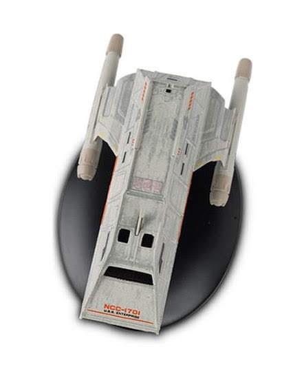Star Trek Eaglemoss Hero Collector Shuttle Set 4