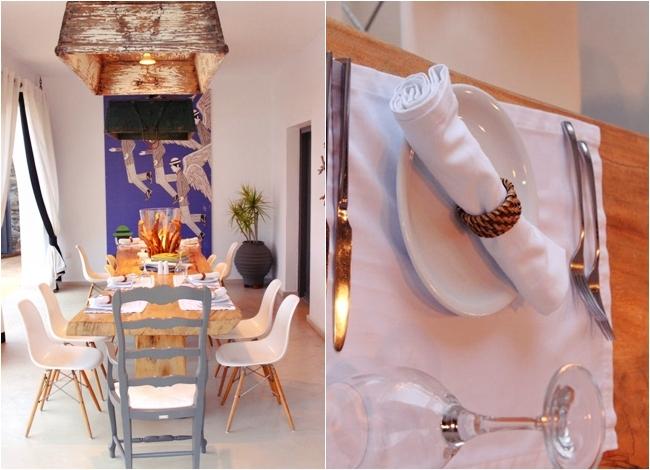 Grandma's restoran, Liostasi hotel & spa, Ios ostrvo
