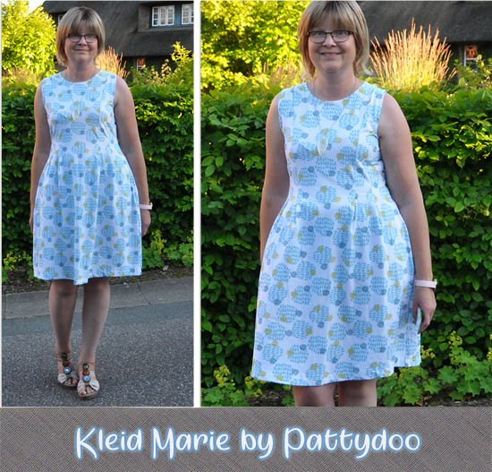 Kleid Marie by Pattydoo