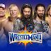 WWE fazendo grande evento principal na WrestleMania 33?
