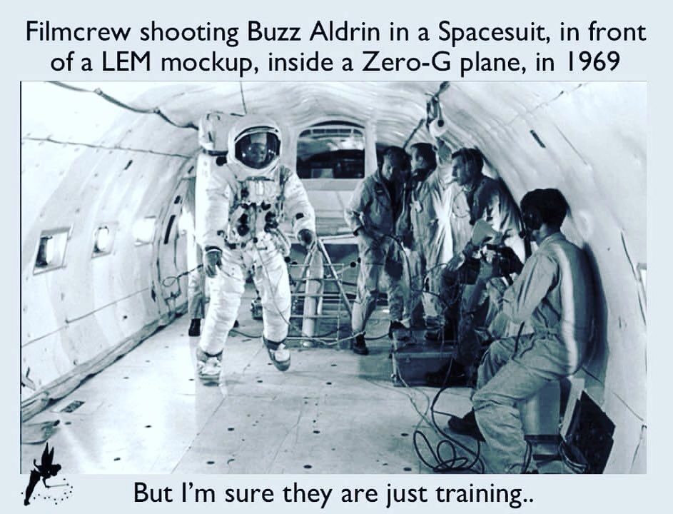 Image result for Buzz Aldrin Finally Tweets: Apollo 11 Moon Landing Was Faked! Our Earth is Flat!