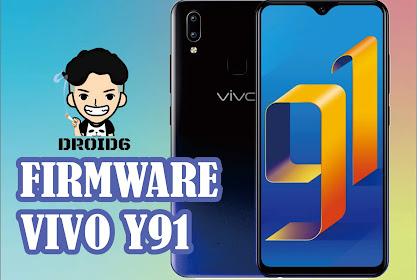 Firmware Vivo Y91