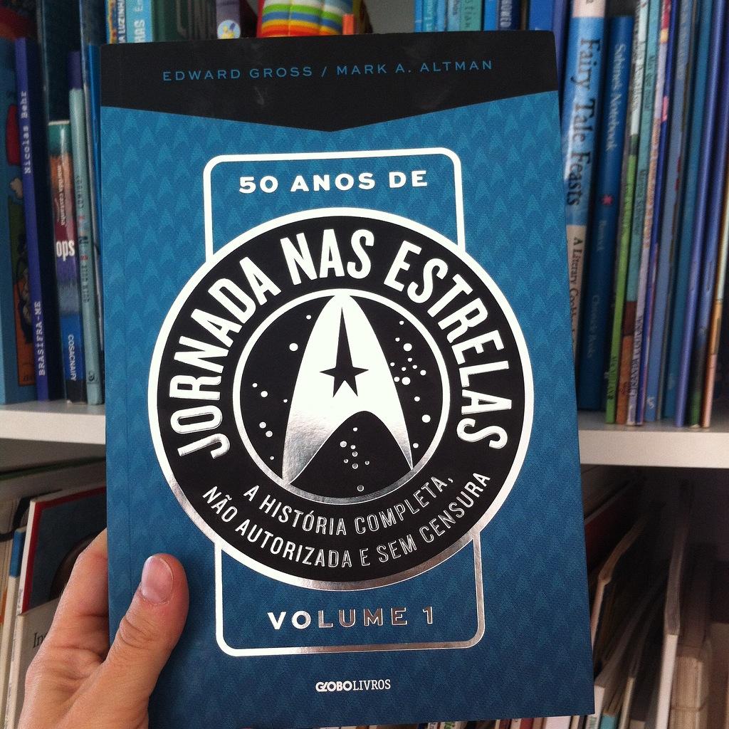 3e84344a5 50 Anos de Jornada nas Estrelas!