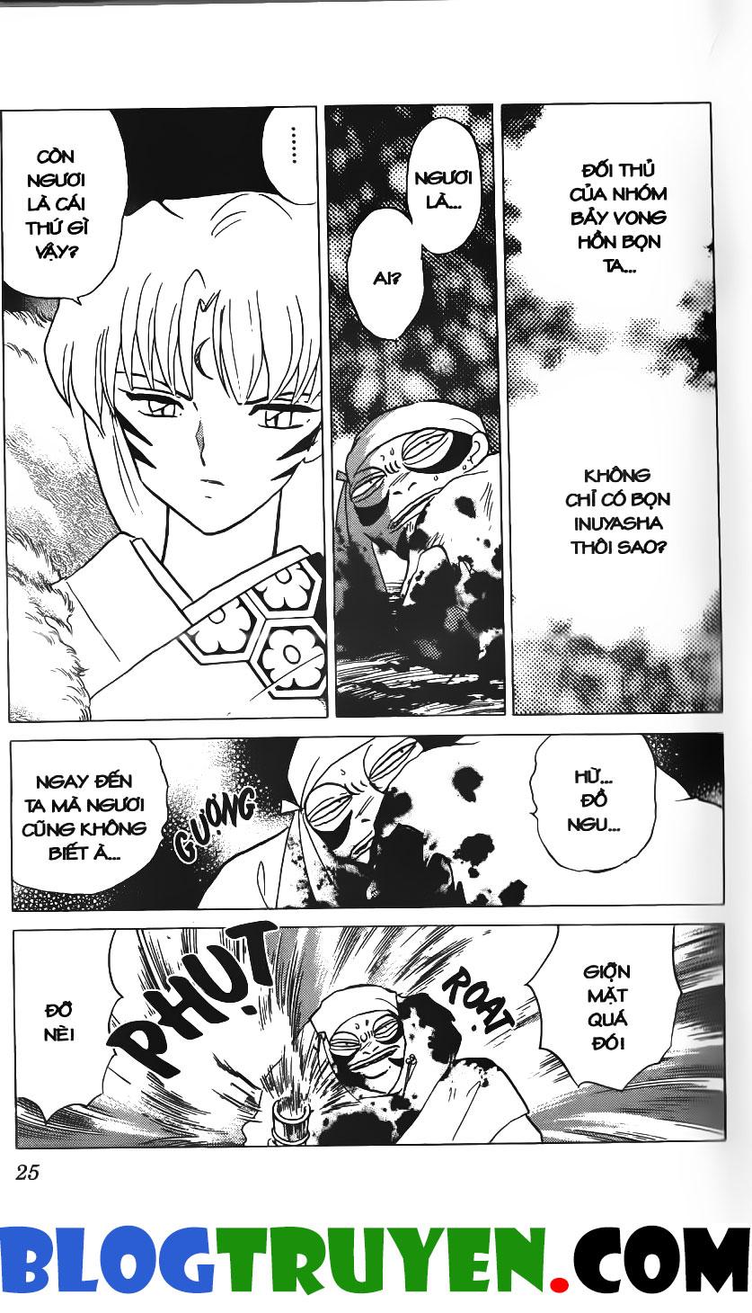 Inuyasha vol 25.2 trang 4